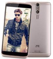 Wholesale ZTE B2015 G LTE Unlocked Cell Phone Snapdragon Octa Core G RAM G ROM inch MP