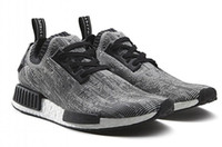 big black boots - NMD Big size Eur NMD Runner grey black Camo S79478 PK Boots Primeknit Men Women Sports Outdoors boost men