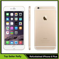 Wholesale 100 Original Refurbished Apple iPhone Plus With Fingerprint inch iOS Unlocked iPhone Plus VS iPhone S