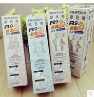 aihao pen - Aihao R9 mm erasable gel pen refills blue black red ink school office stationery
