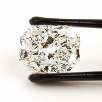 Wholesale 8 radiant natural diamond H color VVS1 clarity