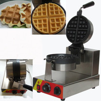 Wholesale High quality Rotate Waffle maker stainless steel waffle machine waffle grill waffle oven