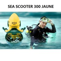 Wholesale 2016 hot sale new cheap type Under Water Scuba Sea Scooter W JAUNE Diving Equipmentfor water sports