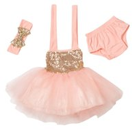 balls natural hair - baby boutique clothing sets girls tutu dress kids hair bows headband sequin lace dresses shorts summer outfits fashion christmas dresses red
