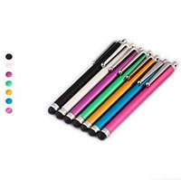apple ipods touch - Stylus Pen Capacitive Touch Screen For Universal Mobile Phone Tablet iPods iPad air cellphone iPhone s S plus fine point Samsung s6