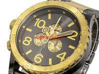Wholesale Freeshipping Quartz Mens Watches a083 High Quality Waterproof Chronograph Black Luxury Wristwatches a083595 with Original Box