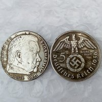 brass antique silver marks - Germany MARK F Silver Coin Deutsches Reich Copy Coin Cheap Factory Price nice home Accessories Silver Coins