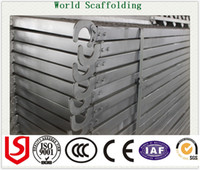 Wholesale Munafacturer competitive construction Galvanized metal board steel planks with hook for scaffolding