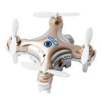 Wholesale DHL Cheerson Helicopter CX W WIFI FPV Drone G CH Axis MINI RC Quadcopter Axis Gyro Camera Mobile Control