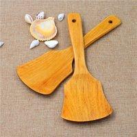 Wholesale Wooden rice shovel Spatula Wood Creative Home Wooden kitchen shovel A15