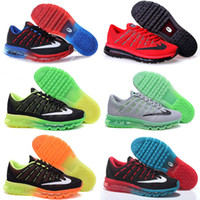 air max shoes for kids - Drop Shipping Top Quality max for black white ren blue green Men Running air Sports Trainers Outdoor Kids Shoes