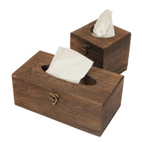 best cars seats - Best Promotion Wooden Rectangle Tissue Paper Box Case Cover Napkin Holder Home Car Decor