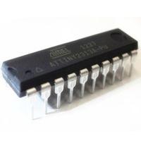 al por mayor atmel nuevo-ATtiny2313A mayor-PU-2313 ATTINY2313 ATtiny chip microcontrolador DIP20 ATMEL 8 bits Nueva ORIGINAL
