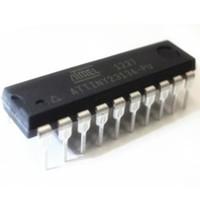 atmel chips - ATTINY2313A PU ATTINY2313 ATTINY DIP20 ATMEL bit Microcontroller chip New ORIGINAL