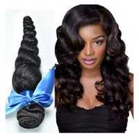 Wholesale Whlesale and dropshipping Brazil real wig hair hair loose wave human hair wig outlet