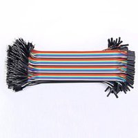 Wholesale 1 row Jumper Wire Cable A popular choice mm cm For Breadboard Sale