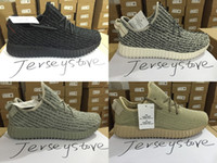 clay - NEW YZY Boost Women Men Boost Kanye Milan West Moonrock Oxford Tan Pirate Black Turtle dove Free Streetwear Running shoe
