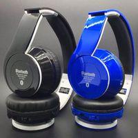 best earphone case - Headphone Case Wireless Bluetooth Headphones Earphone Earbuds Stereo Foldable Handsfree Headset With Mic Microphone Best Stylish Headphones