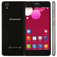 Wholesale Original Lenovo A858W G LTE FDD IPS MTK6732 Quad Core GHz Celular Android Mobile Phone x720 Pixels Smartphone