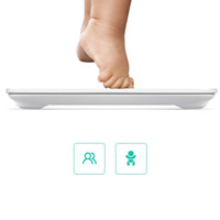 Wholesale Original Xiaomi Smart Body Delicate Weight smart scale bluetooth for Android Bluetooth Above Smartphone