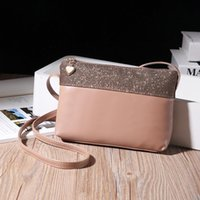 Wholesale New Design Women PU Leather Shoulder Bag Handbag Satchel Purse Hobo Messenger Bags Jun14
