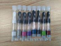 Wholesale Slim E Cigarette Touch Clearomizer Cbd Oil Vaporizer Cartridge ml Bud Touch Atomizer no leak a