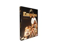 Wholesale New Aeeival Empire Season DVD US version Hotselling Movies Brand New Factory Sealed DHL shipping