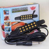 Wholesale Guitar Pickup hotsale cheap guitar pickup KQ for acoustic guiatr classical guitar support dropship
