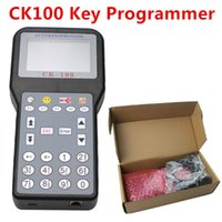 Wholesale 2016 Auto Key Programmer CK100 No Tokens Limited CK Car Key Maker V99 Latest Generation of SBB CK With Language