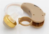 Wholesale Digital Hearing Aids Aid Behind The Ear Adjustable Sound Amplifier