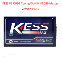 auto tune software - kess v2 v4 Firmware v4 Software v2 update KESS V2 unlimited Manager chip Tuning Kit Master version Auto ECU
