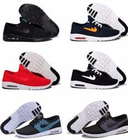 Cheap New modle Air fashion SB Stefan Janoski Max Mens running shoes athletic walking shoes Sneakers shoes