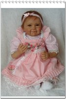 baby artists - 22 quot Sweetly Snuggled Weighted Lifelike Baby Girl Doll Collectible Reborn Baby Dolls by Famous Doll Artists
