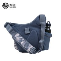 Wholesale Production and processing operations backpacks Super saddle bags Saddle bag SLR camera bags diagonal Saddle bag army fan outdoor tactical ba