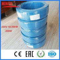 Wholesale V Single Conductor Underfloor Heating Cable W M