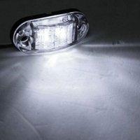 Wholesale 12V V E marked DOT for Car Truck Trailer LED Side Marker Light Clearance Lamp