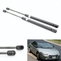 Wholesale 2pcs set Auto Door Trunk Gas Charged Spring Struts Lift Support For Chrysler Sebring