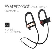 apple stables - Q7 Wireless Sport Bluetooth Headset Stereo Sound Earphone Sweat Proof Stable in Ear Headsets for Cell Phone Samsung Apple