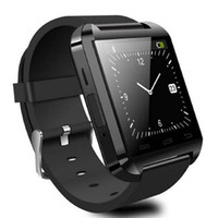 age metal - Bluetooth Smartwatch U8 U Watch Smart Watch Wrist Watches for iPhone S Plus Samsung S6 S7 Note HTC Android Phone metal