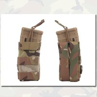 Wholesale Modular Open Top Single MAG Pouch Emerson Army Hunting Tactical Military Combat Pouch MC EM6353 Multicam