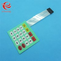 array controller - Membrane Switch Key x5 Matrix Array Keypad Keyboard Control Panel Microprocessor Keyboard Controller for Arduino