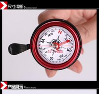 Wholesale Aluminum compass bell bike bell mountain bike road car accessories bicycle riding equipment accessories
