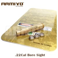 accessories red dot sights - Armiyo Rifle Brass Cal REM mm Cartridge Bore Sight Red Dot Laser Hunting Gun Accessories