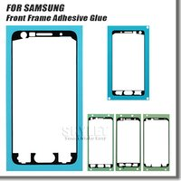 Wholesale Skylet Original Front Frame Screen Sticker Adhesive Glue For Samsung Galaxy S3 S4 S5 S6 S7 Edge Note2 Note3 Note4 Note5 Note Edge Free DHL