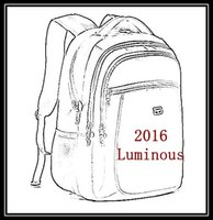 baby making games - 2016 Game design Luminous bag GD top with the right Zhilong sun backpack Backpack Bag bigbang BABY made of male and female students