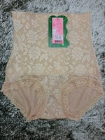 Wholesale High waist to keep warm stomach Belly in lumbar orthopedic styling beautifying build pants Female briefs
