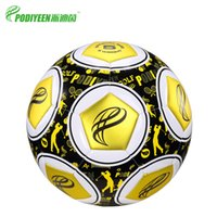 Wholesale High grade TPU soccer ball standard size match ball