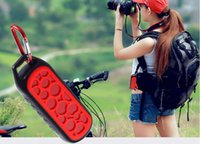 bicycle built - Sports Music Portable Mini Speaker Sound Box MP3 Player on bike bicycle support FM SD Call