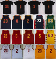 Wholesale Sale Basketball Jerseys Cheap With Player Name Team Logo Sport Shirt Wear Blue Black Yellow Pallacanestro Size S XXXL