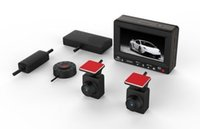 Wholesale MATECam K1S Dual Car Dash Camera GPS Logger Front and Rear p Remote Lens Cameras